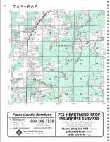 Map Image 005, Pope and Hardin Counties 2000